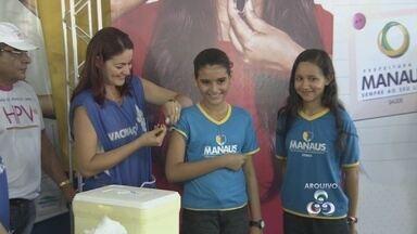 Campanha de Vacinação contra o HPV é prorrogada no Amazonas - Imunização segue até o dia 13 deste mês, segundo a Susam.