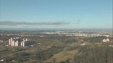 Veja como fica o tempo nesta quinta-feira (5) em Campinas e região - Em Campinas (SP), a temperatura máxima chega aos 23°C.