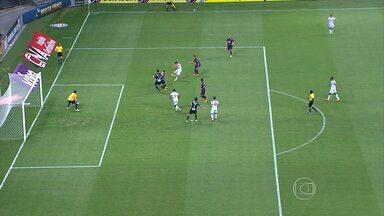 Cruzeiro vence e garante título simbólico do 1º turno do Brasileirão - Time de Marcelo Oliveira derrotou o Bahia por 3x1. Borges abriu o marcador de cabeça.