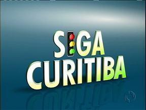 Confira a situação do trânsito nesta manhã de quinta-feira em Curitiba - Confira a situação do trânsito nesta manhã de quinta-feira em Curitiba