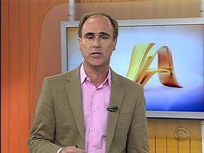Paulo Brito fala sobre a dupla Gre-Nal - Internacional treinou após vitória e Grêmio se prapara para enfrentar a Portuguesa.