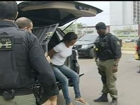 Operação prende 18 suspeitos de roubos de carros e a residências - Até agora, a Polícia Civil já prendeu 18 pessoas, sendo quatro mulheres e um adolescente apreendido. Este mês, ainda não foi registrado nenhum caso de homicídio no DF.