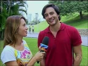 Ricardo Tozzi fala sobre drama assombrado de Thales em Amor à Vida - Ator comenta o fato de seu personagem ver o espírito da esposa Nicole