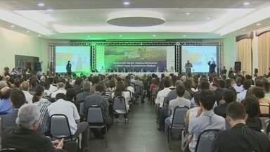 Congresso Brasileiro de Economia é realizado em Manaus - Esta é a 20ª edição do evento nacional.