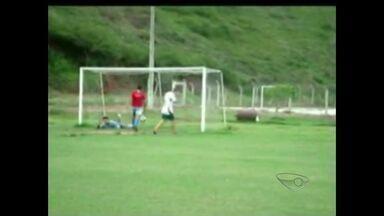 Goleiro de Cachoeiro vai para a seleção do 'Bola Murcha' do Fantástico - A votação no site do programa terminou.