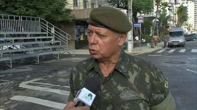 Desfile militar de 7 de Setembro vai alterar o trânsito em Fortaleza; confira mudanças - País celebra independência.