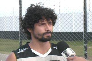Treze se prepara para enfrentar o Luverdense - Equipe segue confiante para vitória jogando em casa.