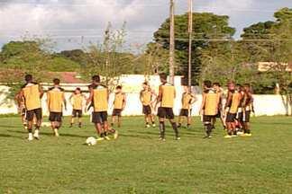 Botafogo-PB precisa de uma vitória em jogo contra Central - Belo jogo com defesa fechada e com ataque atencioso.