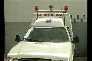 Empresa que alugava ambulâncias para PMB recolheu mais cinco veículos na capital - E o SAMU, que ficaria responsável pelo serviço, disse que não tem carros suficientes para transferir pacientes das unidades de saúde para os hospitais.