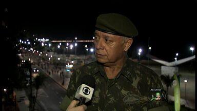 Saiba como vai ser o desfile de 7 de Setembro - A parada cívico-militar acontece na Avenida Beira-Mar, em Fortaleza.