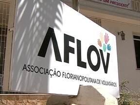 Funcionários da Aflov ficam preocupados com futuro da associação - Funcionários da Aflov ficam preocupados com futuro da associação