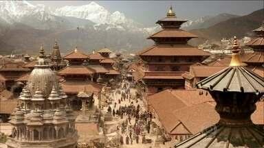 Joia Rara tem cenas filmadas no Nepal - Nelson Xavier comenta a história de seu personagem