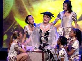 Musical de abertura com Celine Imbert - Musical de abertura com Celine Imbert.