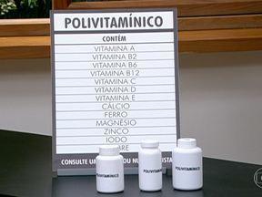 Polivitamínicos podem ajudar na deficiência de vitaminas no organismo - O estresse pode causar uma necessidade maior das vitaminas no organismos. Neste caso, o composto ajudaria a repor estas substâncias.