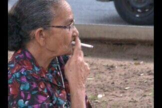 Mais de 35 mil pessoas são fumantes em Campina Grande, segundo pesquisa - Projetos ajudam pessoas a largar o vício na cidade.