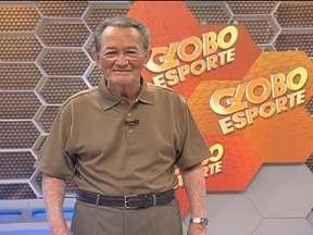 Globo Esporte destaca briga de Flamengo e Vasco contra crise no Brasileirão - Veja também a classificação de Sebastian Vettel para o GP de Cingapura de Fórmula 1.