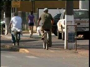 Marechal Rondon cria o Dia da Bicicleta para melhorar o trânsito na cidade - Ação faz parte da Semana Nacional do Trânsito.