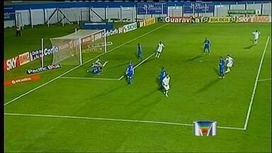 Na volta de Marcelo Veiga, Bragantino vence o São Caetano - Lincom marcou o gol da vitória em jogo realizado no ABC Paulista na noite desta sexta-feira (20).