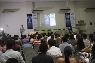 Jornalista Pedro Bassan encerra o Seminário de Jornalismo da Amazônia - Terceiro dia do evento abordou as grandes coberturas internacionais.