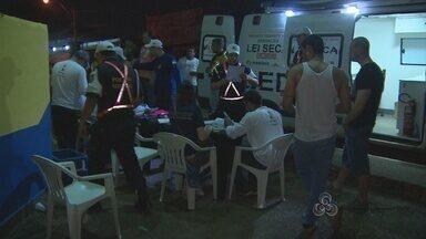 Equipe do Rondônia TV acompanhou a blitz da Lei Seca em Porto Velho - Apesar das fiscalizações, ainda tem pessoas dirigindo bêbadas ou com sinais de embriaguez e muita gente sem a carteira de habilitação.