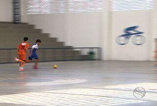 Futsal dos Jogos da Primavera já começou - O esporte sempre é o mais procurado e este ano a disputa reúne 136 equipes.