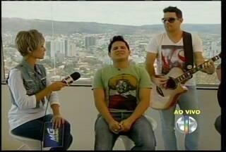 Seu Maxixe anima a festa 'Novo Folia' em Novo Horizonte - Banda baiana mostra um pouco do som que deve animar a festa deste fim de semana.