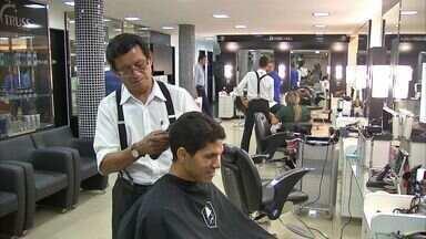 Magno Alves não viaja com o Ceará e aproveita para 'dar um trato' no visual - Veja com Alysson Oliveira