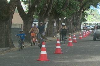 JPB2JP: Ciclofaixas aos domingos da Lagoa ao Busto de Tamandaré em João Pessoa - Saiba como vai funcionar o projeto.