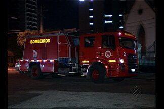Princípio de incêndio atinge UTI adulta na Santa Casa, em Belém - Fogo foi controlado pelos próprios servidores, com extintores de incêndio