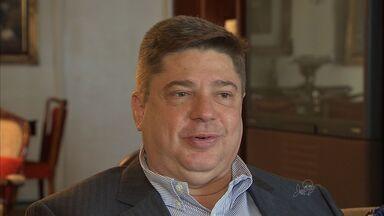 TV Verdes Mares homenageia o Ministro Raul Araújo Filho - Jurista ocupa o cargo de Ministro do Superior Tribunal de Justiça.
