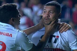 Antônio Carlos também desfalca o São Paulo contra o Cruzeiro - Lesão também pode ficar fora do jogo contra o Corinthians.