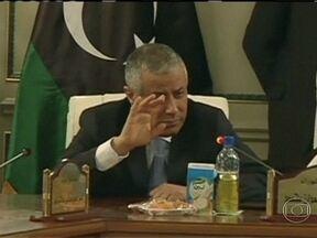 Primeiro-ministro da Líbia é sequestrado e libertado no mesmo dia - Ali Zeidan disse que é preciso lidar com a situação com sabedoria para evitar a escalada da violência no país. Ele ficou refém por algumas horas.
