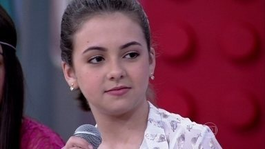 Klara Castanho comenta cenas fortes de 'Amor à Vida' - Atriz conta como é a preparação para viver Paulinha