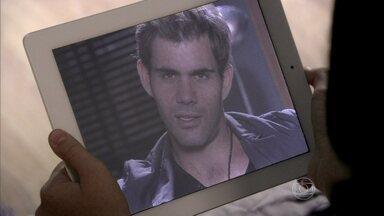 Ninho pede que Paulinha minta para Paloma - A garota cancela o encontro com Ninho