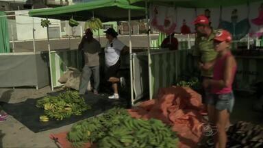 1º Feira da Reforma Agrária começa nesta quarta-feira (16) em Arapiraca - Evento montado do Parque Ceci Cunha, está atraindo a atenção dos consumidores.