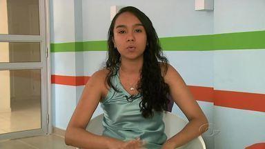 Confira dicas para o Enem - Amanda Ferino que foi aprovada em 1º lugar no curso de odontologia da Ufal e em medicina em outras faculdades do país, dá sugestões para quem quer passar no simulado.