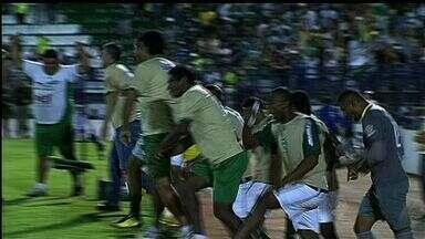 Icasa vence o Palmeiras, e o Ceará empata com a Chapecoense; veja os gols - Equipes cearenses brigam por vaga no G-4, que dá acesso à Série A do Campeonato Brasileiro.