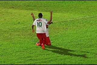 Sampaio vence Cordino pela Copa São Luís - Sampaio vence Cordino pela Copa São Luís e avança para semifinal do primeiro turno. Bruno Chocolate foi o nome do jogo.