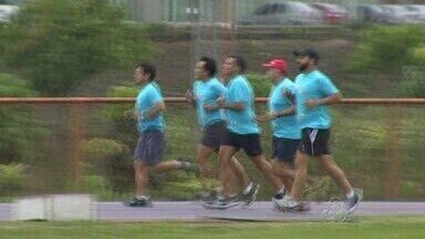 Manaus terá prova de revezamento por equipe, em novembro - Acompanhe uma equipe, que já iniciou os treinamentos.