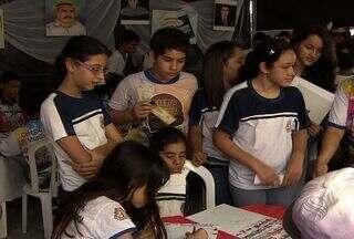 Acaba hoje o II Bienal do Livro de Itabaiana, Sergipe - Nesta edição, o público contou com a presença de grandes autores, além da participação de palestras e outros atrativos.