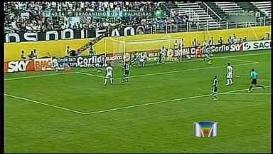 Pelo Brasileiro da Série B, confira os resultados do Bragantino e Guaratinguetá - O Guaratinguetá venceu o ABC (RN) por 4 a 2 na rodada deste sábado (20) do Brasileiro da Série B. Já o Bragantino perdeu por 2 a 0 para o Palmeiras.