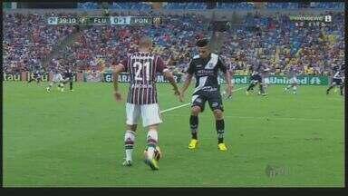 Ponte Preta empata com Fluminense em 1 a 1 pelo Brasileirão - Em partida no Maracanã, a Ponte Preta empatou com o Fluminense na tarde deste sábado (19) por 1 a 1 pela rodada do Brasileirão.