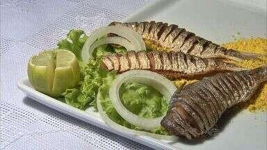 Praia da Caponga, no CE, se prepara festival gastronômico - No festival, a base de todos os pratos é a sardinha.