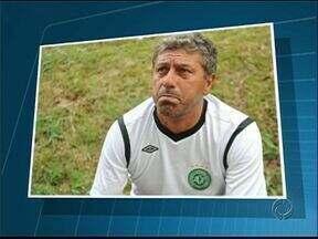Operário anuncia o técnico para 2014 - Gilberto Pereira deve começar a trabalhar na segunda quinzena de novembro.