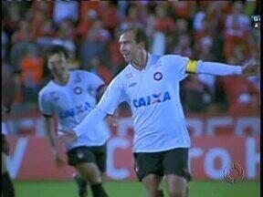Paulo Baier joga contra o Inter pela Copa do Brasil - O Atlético define amanhã contra o Internacional quem passa para as semifinais da Copa do Brasil. O meia Paulo Baier está confirmado, mas o time vai ter alterações.
