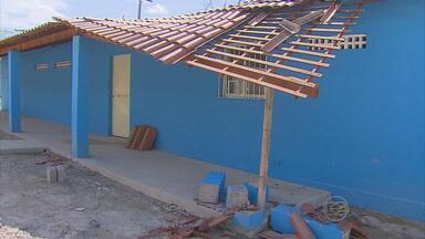 Posto de saúde tem estrutura precária no Ibura - Famílias das URs 4 e 5 reclamam da situação, que já foi mostrada duas vezes no NETV.