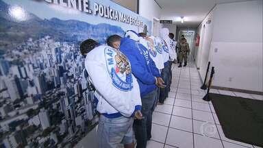 Torcidas organizadas do Cruzeiro são punidas por briga no Independência - Máfia Azul e Pavilhão Independente se confrontaram no clássico entre Cruzeiro e Atlético-MG.