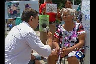 Veja novas histórias do Quadro Desaparecidos - Quadro é ao vivo da Praça Santuário, em Belém.