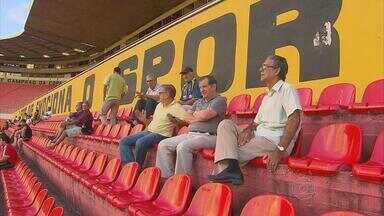 Torcedores concordam com decisão do Sport de priorizar a Série B - Clube entrará com time misto contra o Libertad pela Sul-Americana