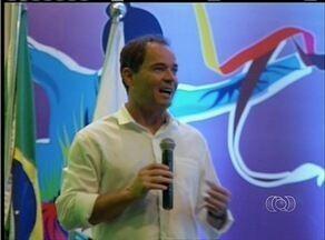 Clayton Conservani faz palestra em Palmas para contar suas experiências como jornalista - Clayton Conservani faz palestra em Palmas para contar suas experiências como jornalista
